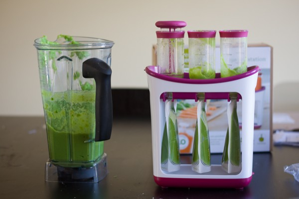 DIY Organic Squeeze Pouches, Part Two
